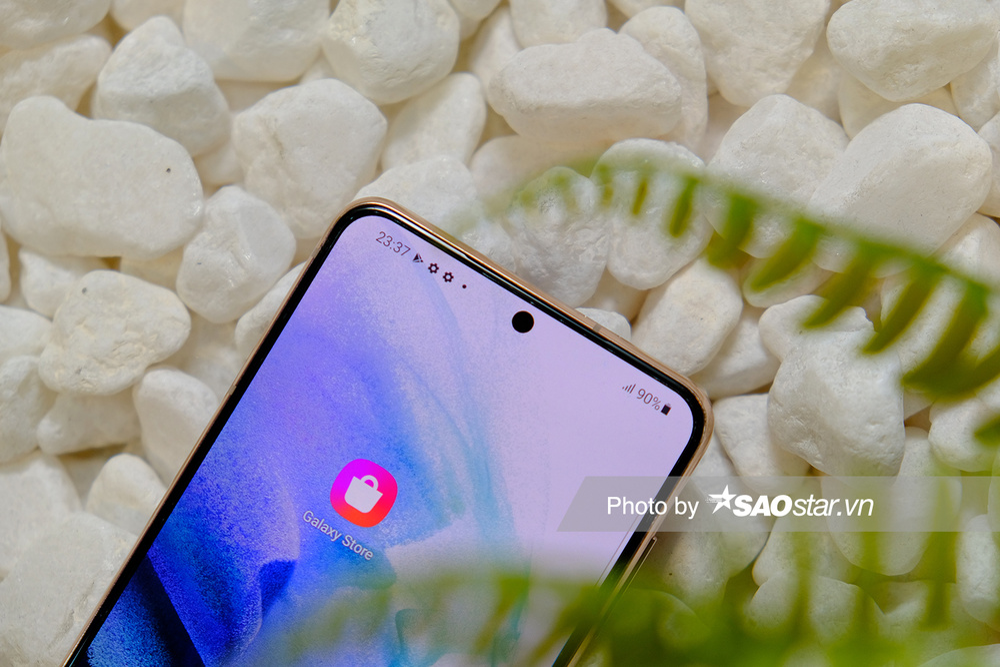 Cận cảnh series Galaxy S21 tại Việt Nam: Đẹp quá Samsung ơi! Ảnh 6