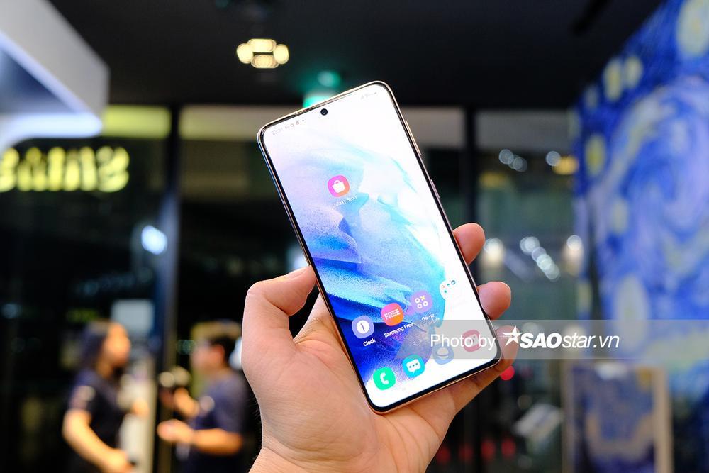 Cận cảnh series Galaxy S21 tại Việt Nam: Đẹp quá Samsung ơi! Ảnh 7