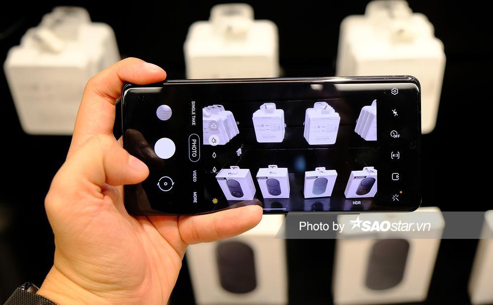 Cận cảnh series Galaxy S21 tại Việt Nam: Đẹp quá Samsung ơi! Ảnh 12