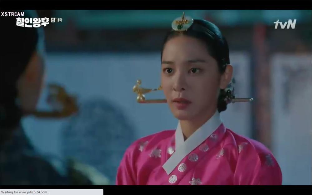 'Mr. Queen' tập 11: Shin Hye Sun tá hỏa vì tình địch thẳng tay ám sát, Kim Jung Hyun bị lộ thân phận Ảnh 1