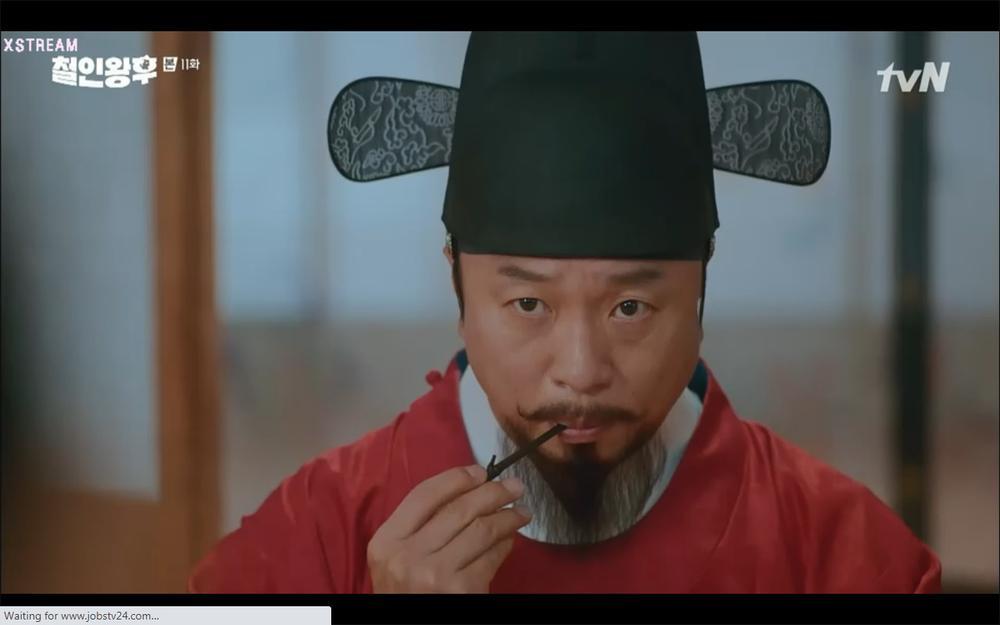 'Mr. Queen' tập 11: Shin Hye Sun tá hỏa vì tình địch thẳng tay ám sát, Kim Jung Hyun bị lộ thân phận Ảnh 12