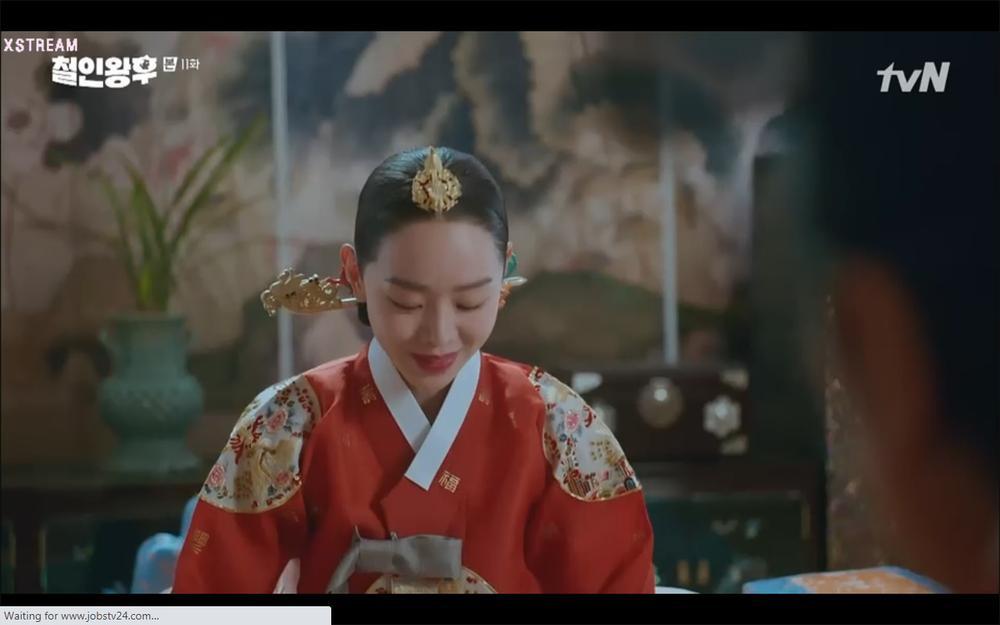 'Mr. Queen' tập 11: Shin Hye Sun tá hỏa vì tình địch thẳng tay ám sát, Kim Jung Hyun bị lộ thân phận Ảnh 13