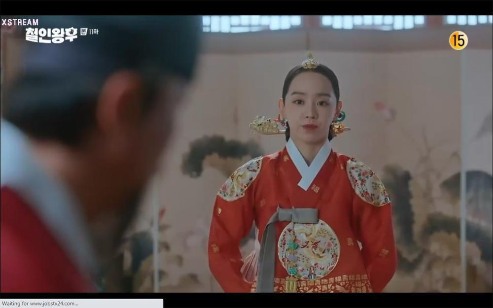 'Mr. Queen' tập 11: Shin Hye Sun tá hỏa vì tình địch thẳng tay ám sát, Kim Jung Hyun bị lộ thân phận Ảnh 14