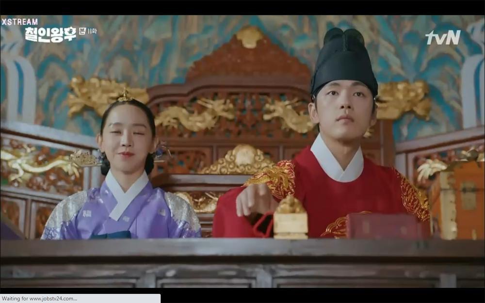 'Mr. Queen' tập 11: Shin Hye Sun tá hỏa vì tình địch thẳng tay ám sát, Kim Jung Hyun bị lộ thân phận Ảnh 22