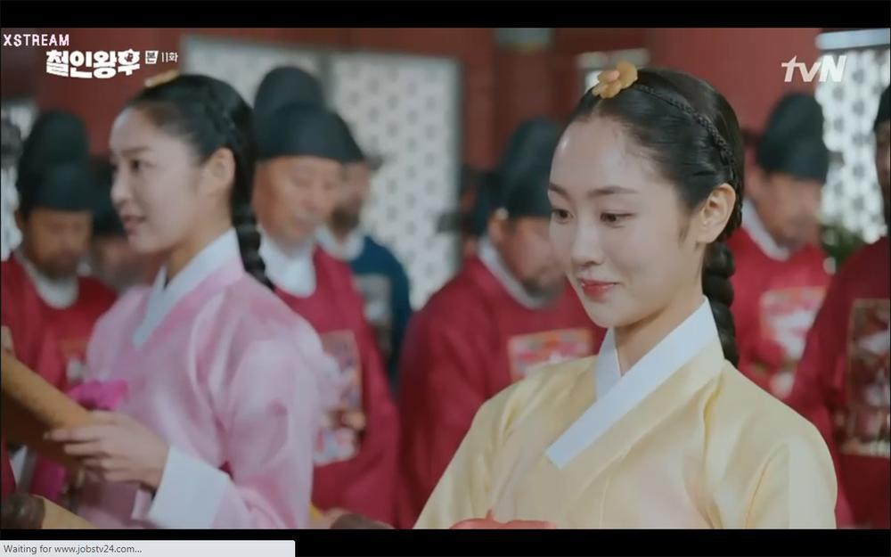 'Mr. Queen' tập 11: Shin Hye Sun tá hỏa vì tình địch thẳng tay ám sát, Kim Jung Hyun bị lộ thân phận Ảnh 23