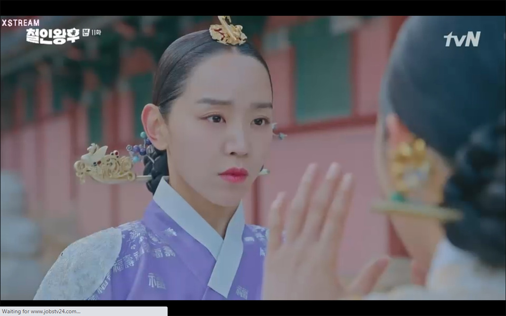 'Mr. Queen' tập 11: Shin Hye Sun tá hỏa vì tình địch thẳng tay ám sát, Kim Jung Hyun bị lộ thân phận Ảnh 28