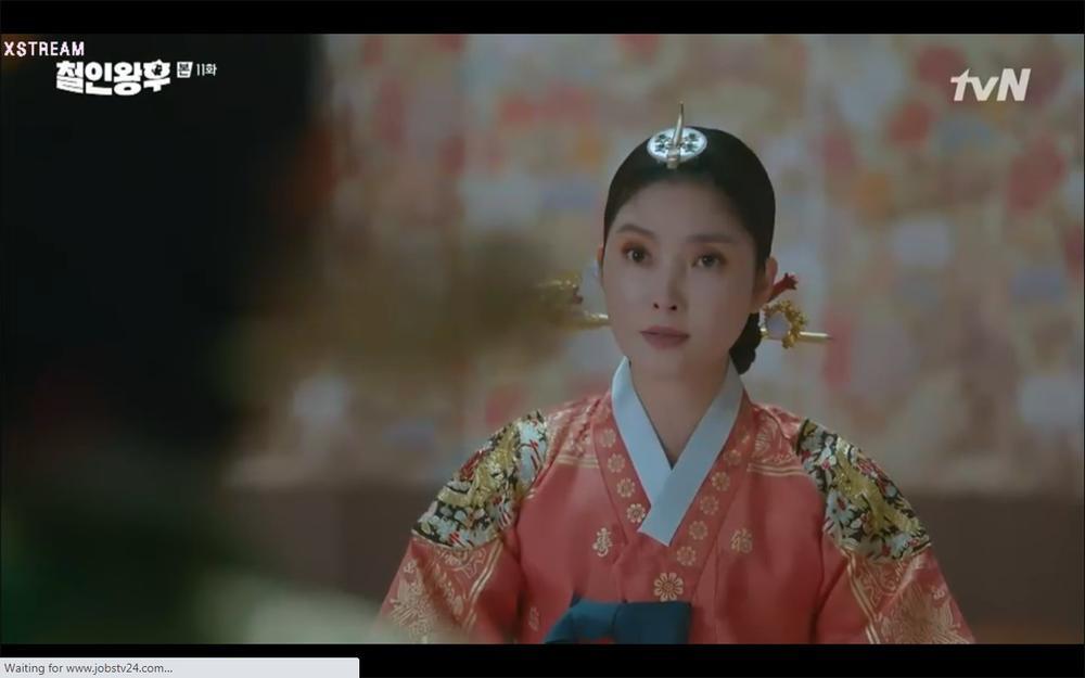 'Mr. Queen' tập 11: Shin Hye Sun tá hỏa vì tình địch thẳng tay ám sát, Kim Jung Hyun bị lộ thân phận Ảnh 35