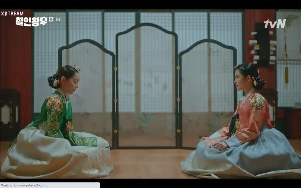 'Mr. Queen' tập 11: Shin Hye Sun tá hỏa vì tình địch thẳng tay ám sát, Kim Jung Hyun bị lộ thân phận Ảnh 36