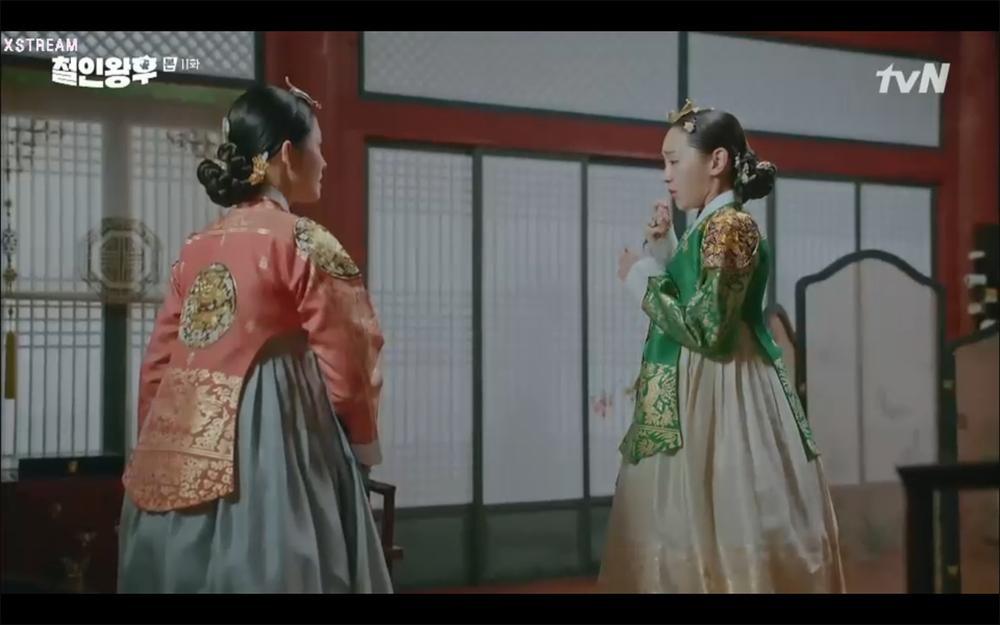 'Mr. Queen' tập 11: Shin Hye Sun tá hỏa vì tình địch thẳng tay ám sát, Kim Jung Hyun bị lộ thân phận Ảnh 38