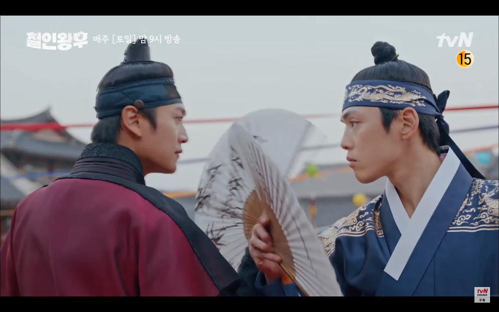 'Mr. Queen' tập 11: Shin Hye Sun tá hỏa vì tình địch thẳng tay ám sát, Kim Jung Hyun bị lộ thân phận Ảnh 55