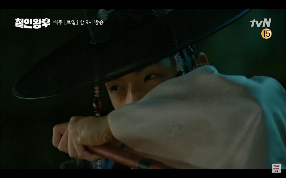 'Mr. Queen' tập 11: Shin Hye Sun tá hỏa vì tình địch thẳng tay ám sát, Kim Jung Hyun bị lộ thân phận Ảnh 56