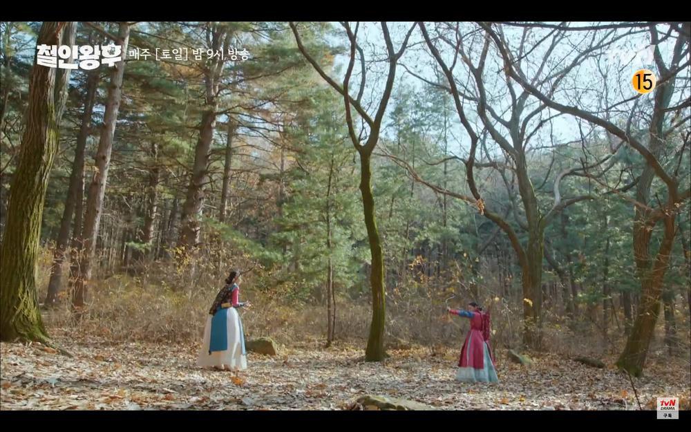 'Mr. Queen' tập 11: Shin Hye Sun tá hỏa vì tình địch thẳng tay ám sát, Kim Jung Hyun bị lộ thân phận Ảnh 60