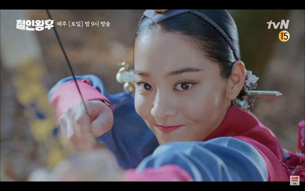 'Mr. Queen' tập 11: Shin Hye Sun tá hỏa vì tình địch thẳng tay ám sát, Kim Jung Hyun bị lộ thân phận Ảnh 61