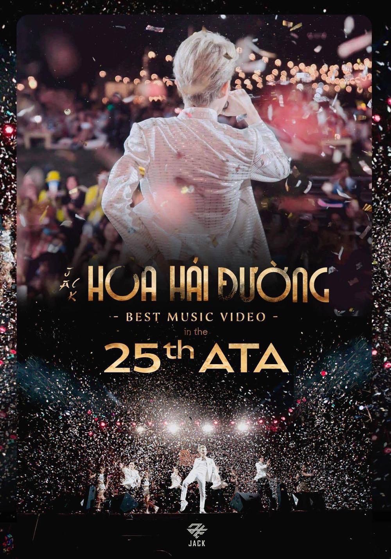 Jack - Nghệ sĩ Việt đầu tiên thắng cúp danh giá tại giải thưởng Truyền hình châu Á - ATA 2020 Ảnh 5