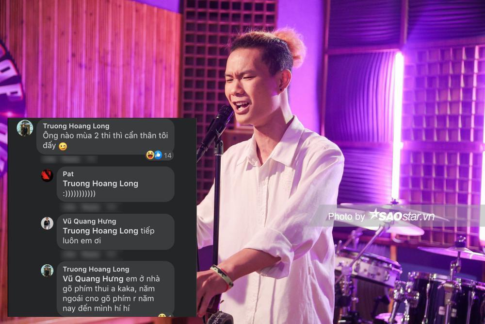 King Of Rap 'nhá hàng' mùa 2: Ma cũ đòi bắt nạt ma mới, Trang Moon muốn thử làm rapper? Ảnh 7