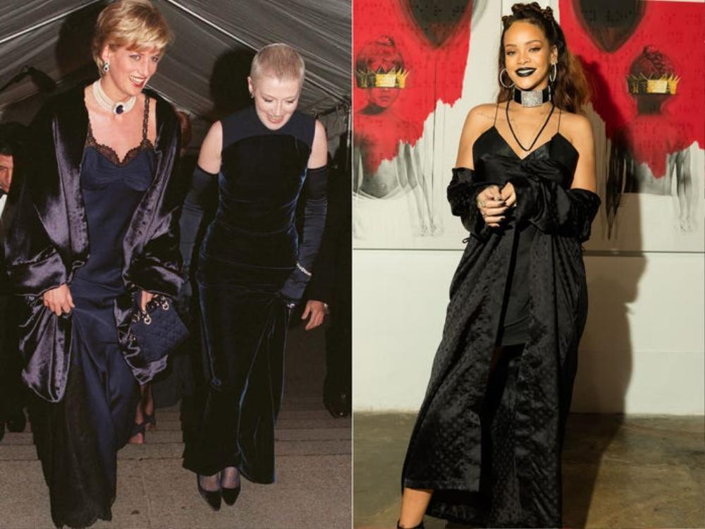 Sao Hollywood nô nức học theo phong cách thời trang của Công nương Diana Ảnh 1