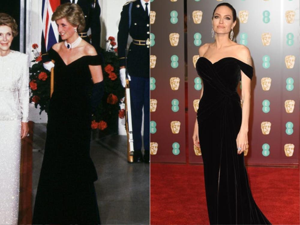 Sao Hollywood nô nức học theo phong cách thời trang của Công nương Diana Ảnh 10