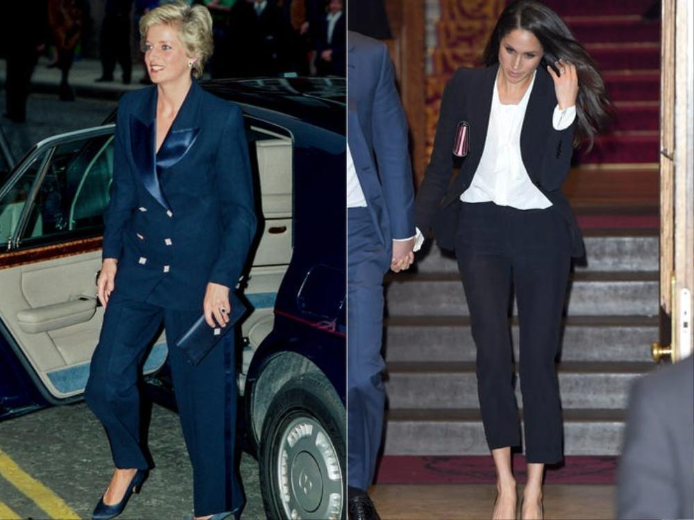 Sao Hollywood nô nức học theo phong cách thời trang của Công nương Diana Ảnh 9