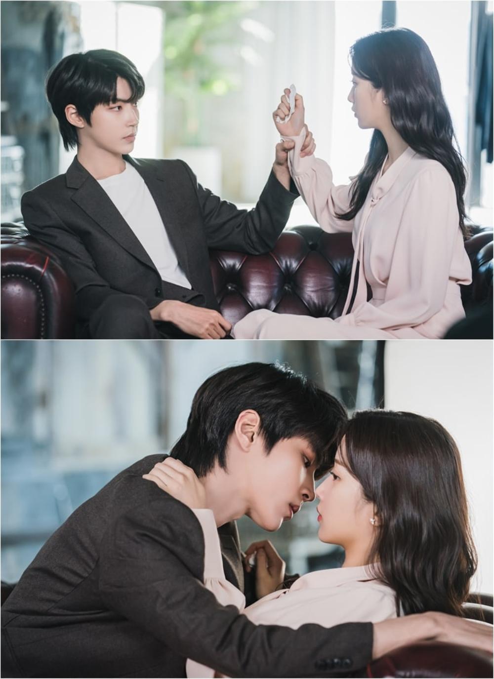 Loạt ảnh 'cẩu lương' ngọt ngào của nữ chính True Beauty và nam thần Hwang In Yeop Ảnh 5