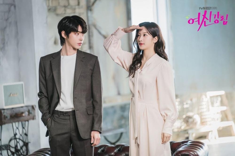 Loạt ảnh 'cẩu lương' ngọt ngào của nữ chính True Beauty và nam thần Hwang In Yeop Ảnh 4