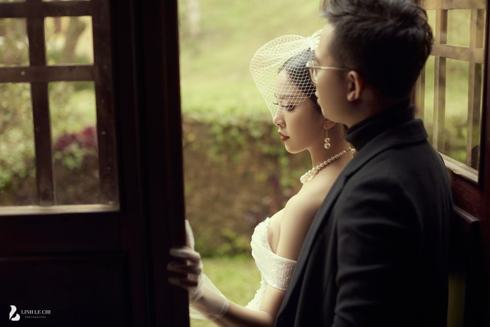 Á Hậu Thúy An hé lộ ảnh cưới lung linh tại Đà Lạt: Cô dâu nhan sắc rạng ngời, chú rể điển trai phong độ Ảnh 19