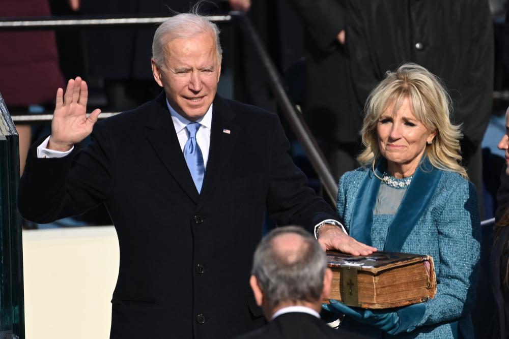 Lượng người xem tân Tổng thống Joe Biden nhậm chức vượt cựu Tổng Thống Donald Trump Ảnh 4