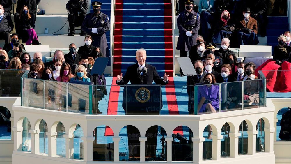Lượng người xem tân Tổng thống Joe Biden nhậm chức vượt cựu Tổng Thống Donald Trump Ảnh 2