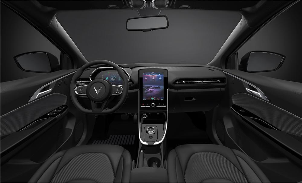 VinFast bất ngờ ra mắt 3 dòng ô tô điện tự lái: Trí tuệ nhân tạo, nhiều tính năng an toàn Ảnh 2
