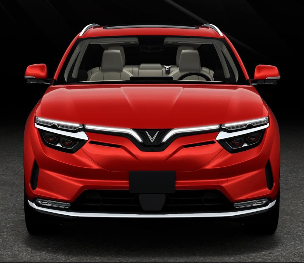 VinFast bất ngờ ra mắt 3 dòng ô tô điện tự lái: Trí tuệ nhân tạo, nhiều tính năng an toàn Ảnh 4