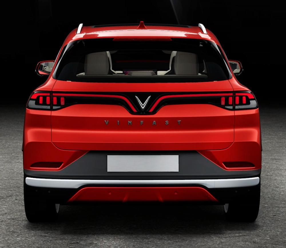 VinFast bất ngờ ra mắt 3 dòng ô tô điện tự lái: Trí tuệ nhân tạo, nhiều tính năng an toàn Ảnh 5