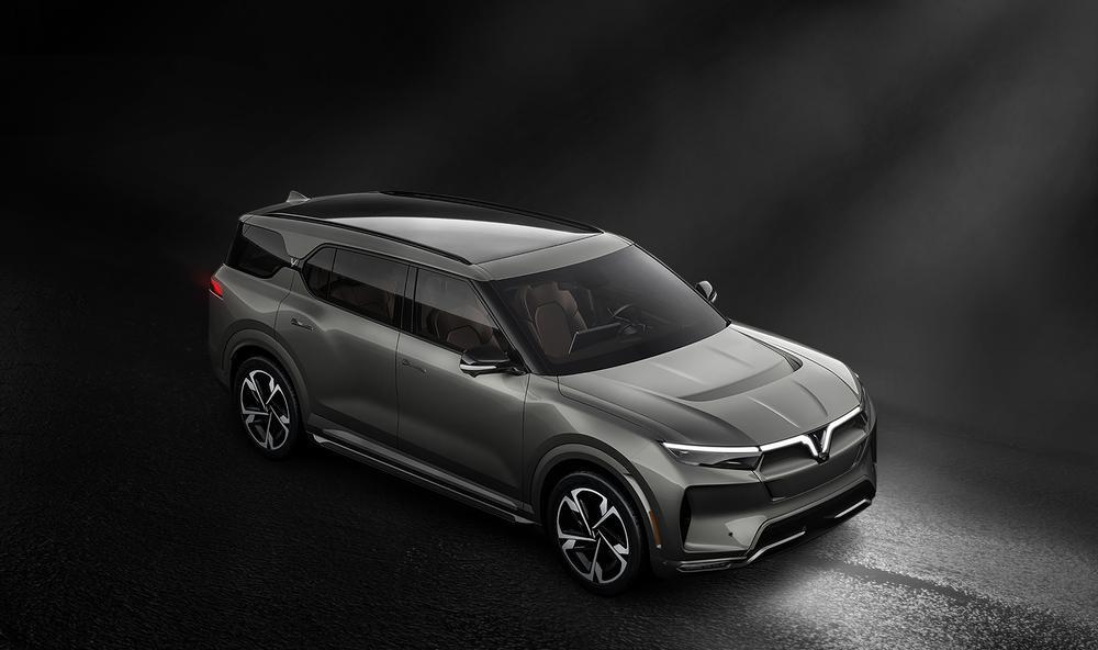 VinFast bất ngờ ra mắt 3 dòng ô tô điện tự lái: Trí tuệ nhân tạo, nhiều tính năng an toàn Ảnh 8