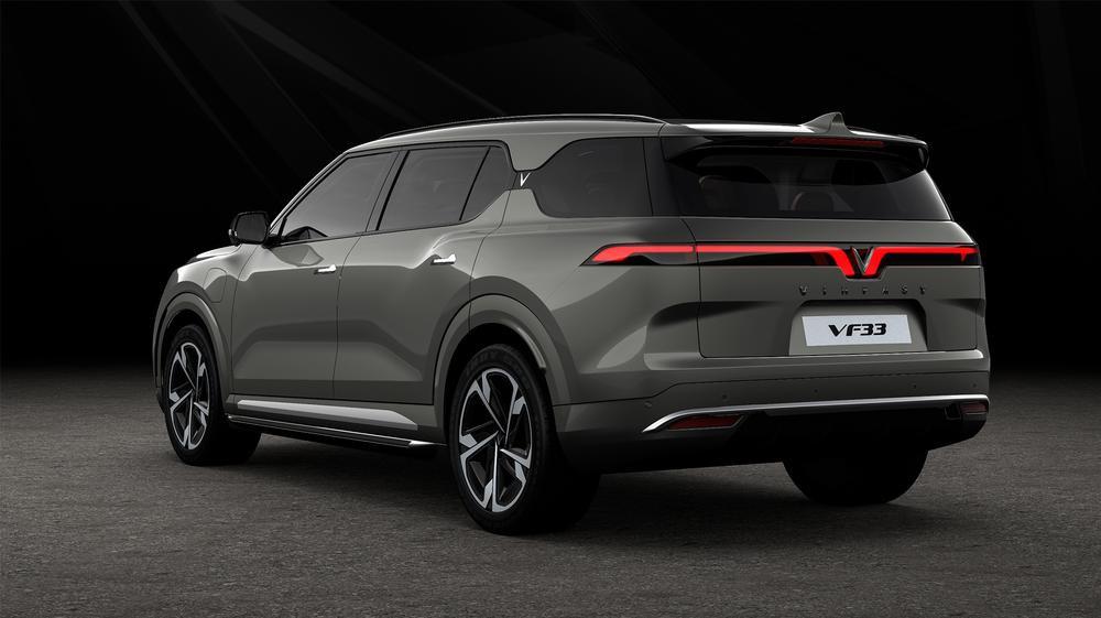 VinFast bất ngờ ra mắt 3 dòng ô tô điện tự lái: Trí tuệ nhân tạo, nhiều tính năng an toàn Ảnh 9