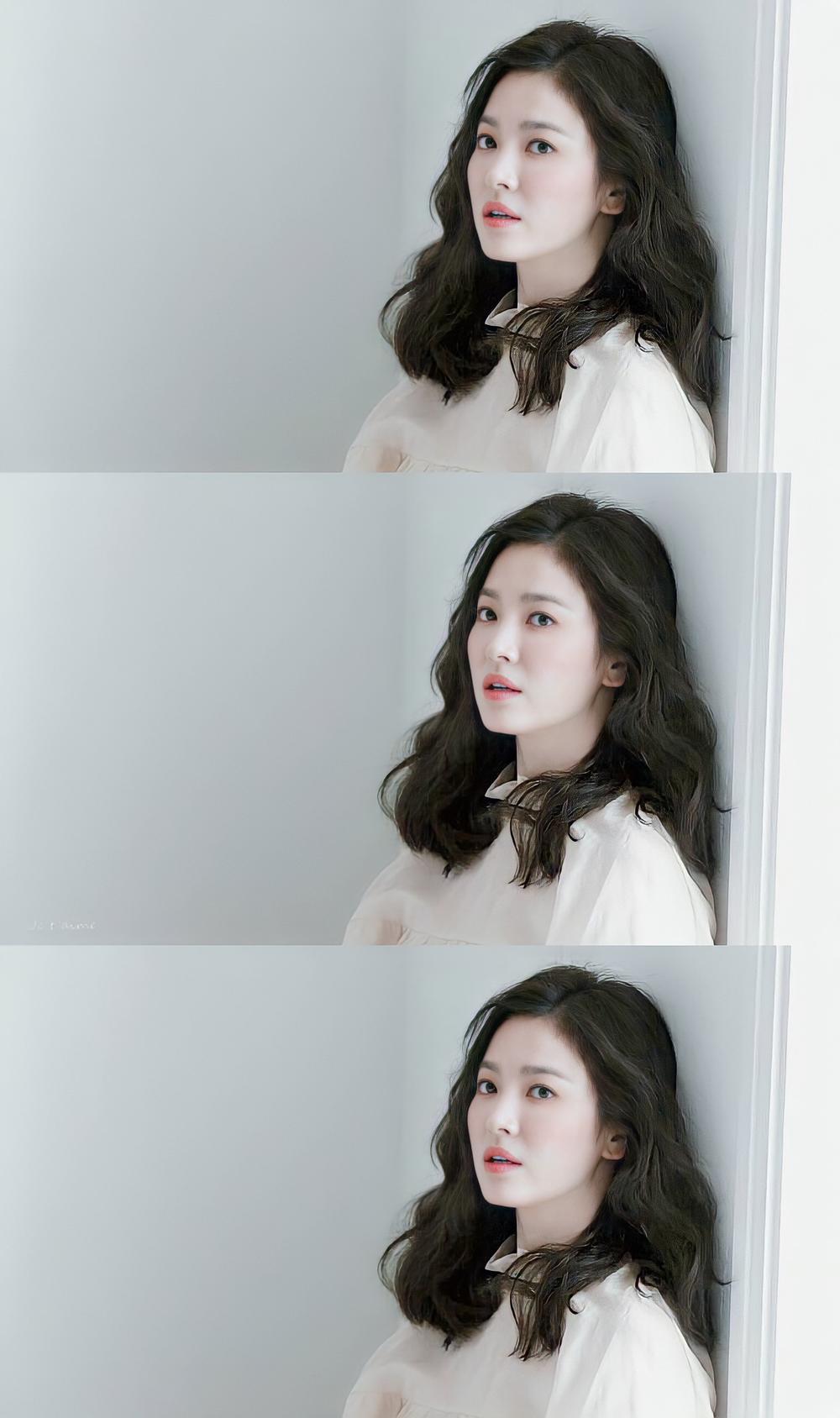 'Vợ chồng' Song Hye Kyo - Song Joong Ki khoe sắc trên MXH: Đẹp đến choáng ngợp! Ảnh 1