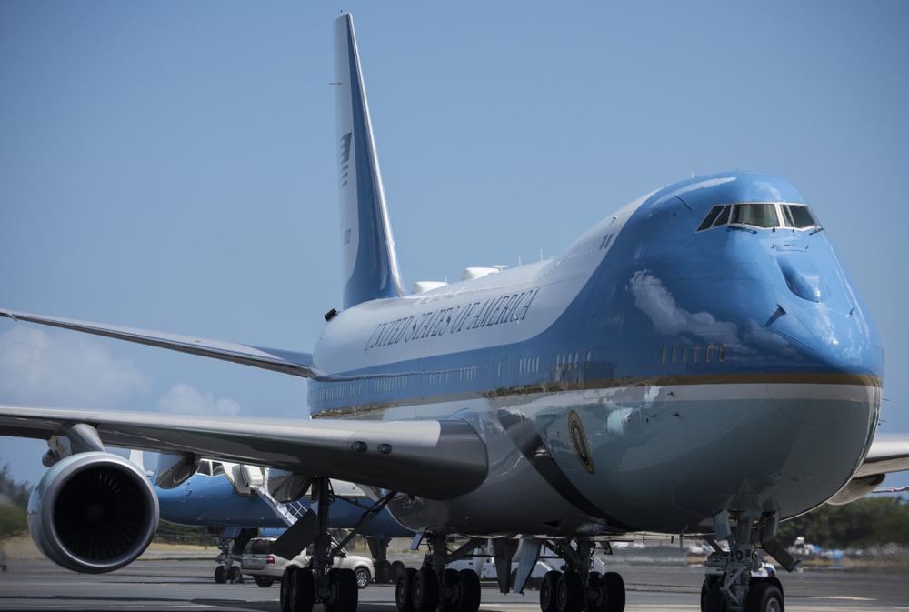 Tổng thống Joe Biden sẽ được đưa đón bằng chuyên cơ Air Force One đời mới nhất Ảnh 1