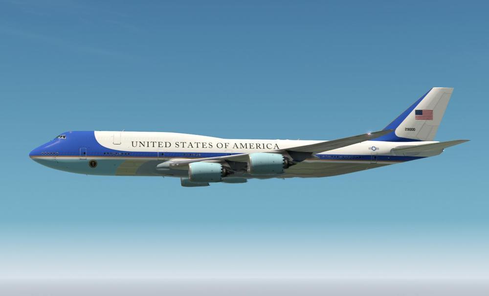 Tổng thống Joe Biden sẽ được đưa đón bằng chuyên cơ Air Force One đời mới nhất Ảnh 7