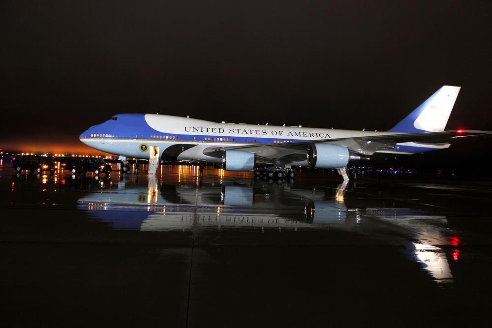 Tổng thống Joe Biden sẽ được đưa đón bằng chuyên cơ Air Force One đời mới nhất Ảnh 8