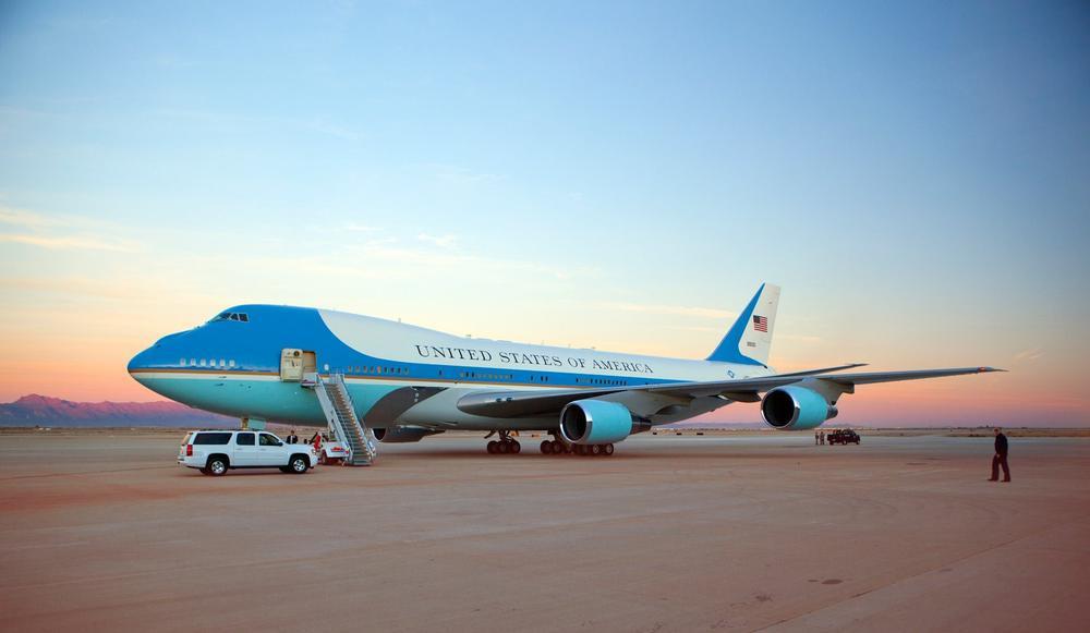 Tổng thống Joe Biden sẽ được đưa đón bằng chuyên cơ Air Force One đời mới nhất Ảnh 2