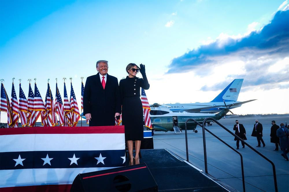Tổng thống Joe Biden sẽ được đưa đón bằng chuyên cơ Air Force One đời mới nhất Ảnh 3