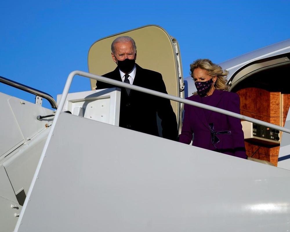 Tổng thống Joe Biden sẽ được đưa đón bằng chuyên cơ Air Force One đời mới nhất Ảnh 5