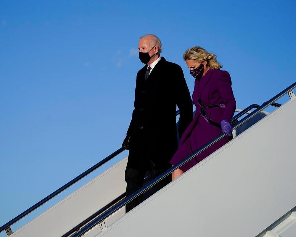 Tổng thống Joe Biden sẽ được đưa đón bằng chuyên cơ Air Force One đời mới nhất Ảnh 6