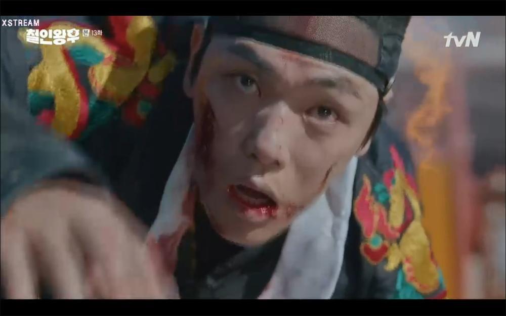 'Mr. Queen' tập 13: Shin Hye Sun cạn tình, quyết phản bội Kim Hyun Jung để bắt tay cùng kẻ thù? Ảnh 4