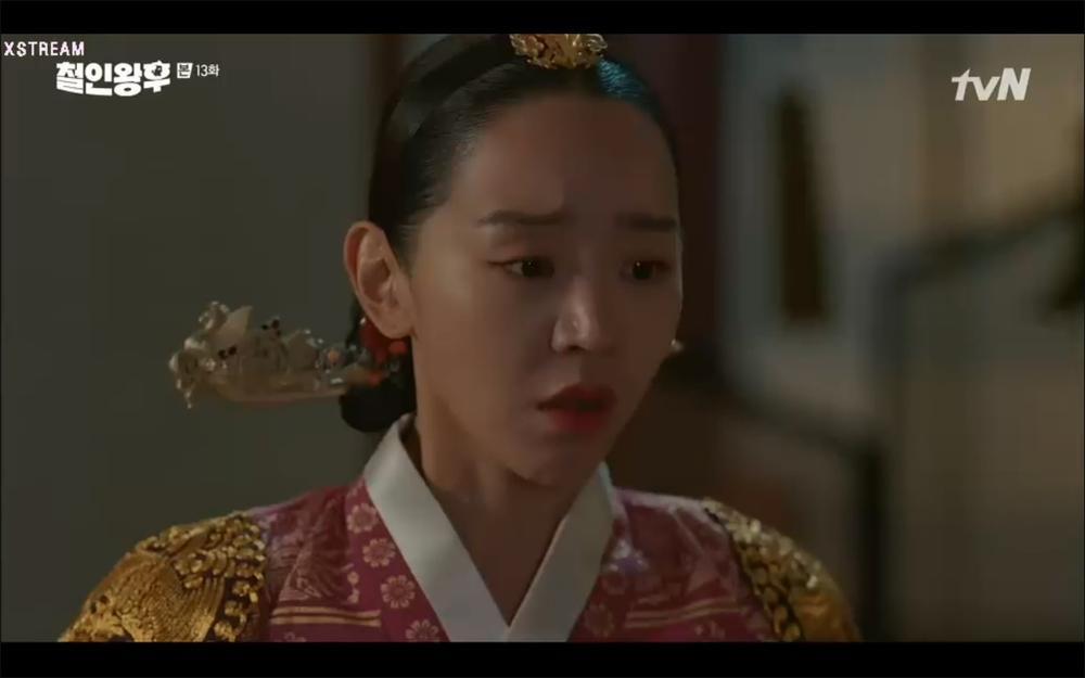 'Mr. Queen' tập 13: Shin Hye Sun cạn tình, quyết phản bội Kim Hyun Jung để bắt tay cùng kẻ thù? Ảnh 13