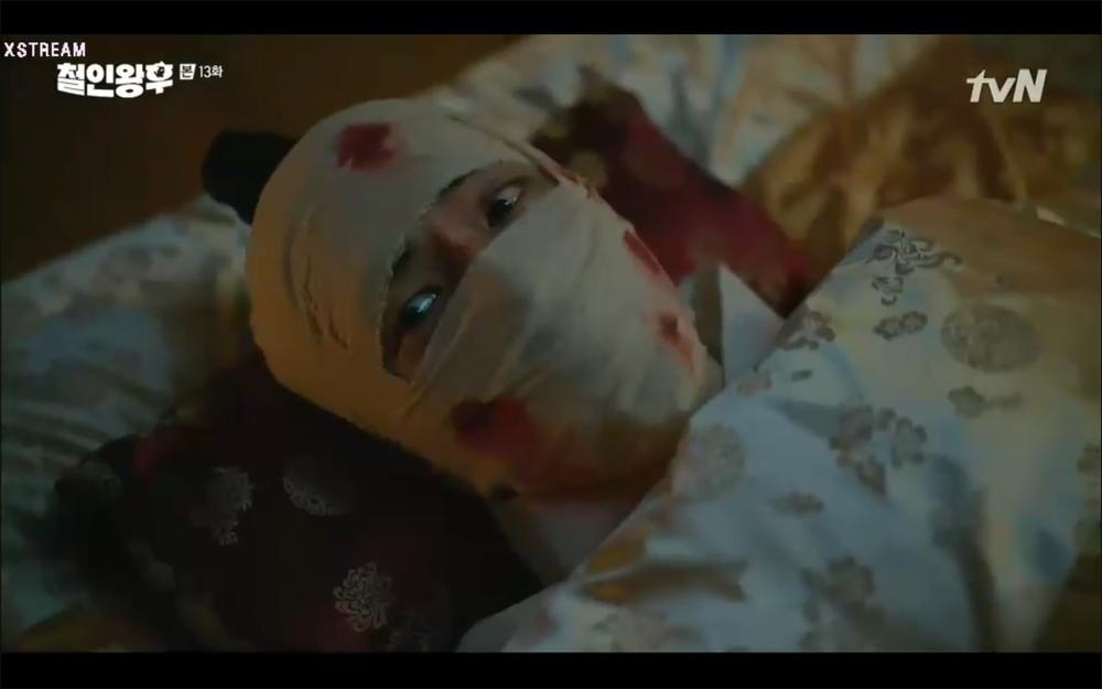 'Mr. Queen' tập 13: Shin Hye Sun cạn tình, quyết phản bội Kim Hyun Jung để bắt tay cùng kẻ thù? Ảnh 33