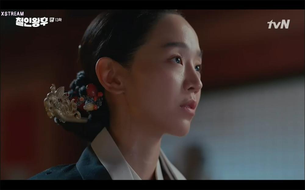'Mr. Queen' tập 13: Shin Hye Sun cạn tình, quyết phản bội Kim Hyun Jung để bắt tay cùng kẻ thù? Ảnh 30