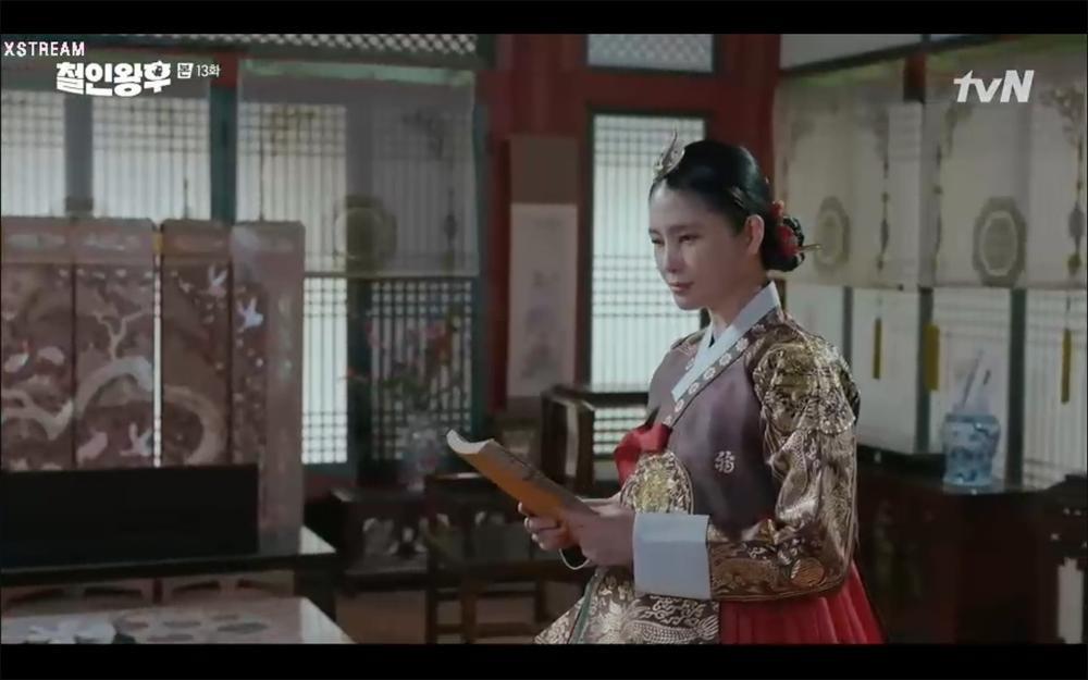 'Mr. Queen' tập 13: Shin Hye Sun cạn tình, quyết phản bội Kim Hyun Jung để bắt tay cùng kẻ thù? Ảnh 34