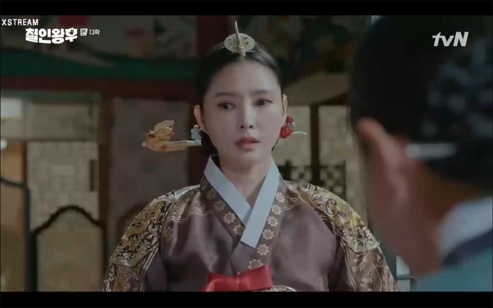 'Mr. Queen' tập 13: Shin Hye Sun cạn tình, quyết phản bội Kim Hyun Jung để bắt tay cùng kẻ thù? Ảnh 35