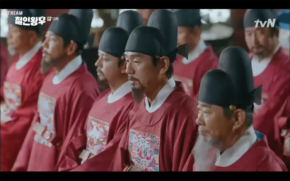 'Mr. Queen' tập 13: Shin Hye Sun cạn tình, quyết phản bội Kim Hyun Jung để bắt tay cùng kẻ thù? Ảnh 36