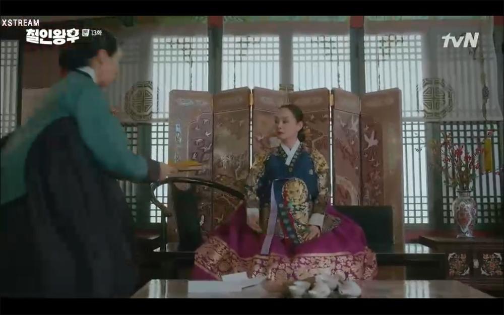 'Mr. Queen' tập 13: Shin Hye Sun cạn tình, quyết phản bội Kim Hyun Jung để bắt tay cùng kẻ thù? Ảnh 46