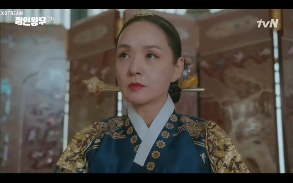 'Mr. Queen' tập 13: Shin Hye Sun cạn tình, quyết phản bội Kim Hyun Jung để bắt tay cùng kẻ thù? Ảnh 48