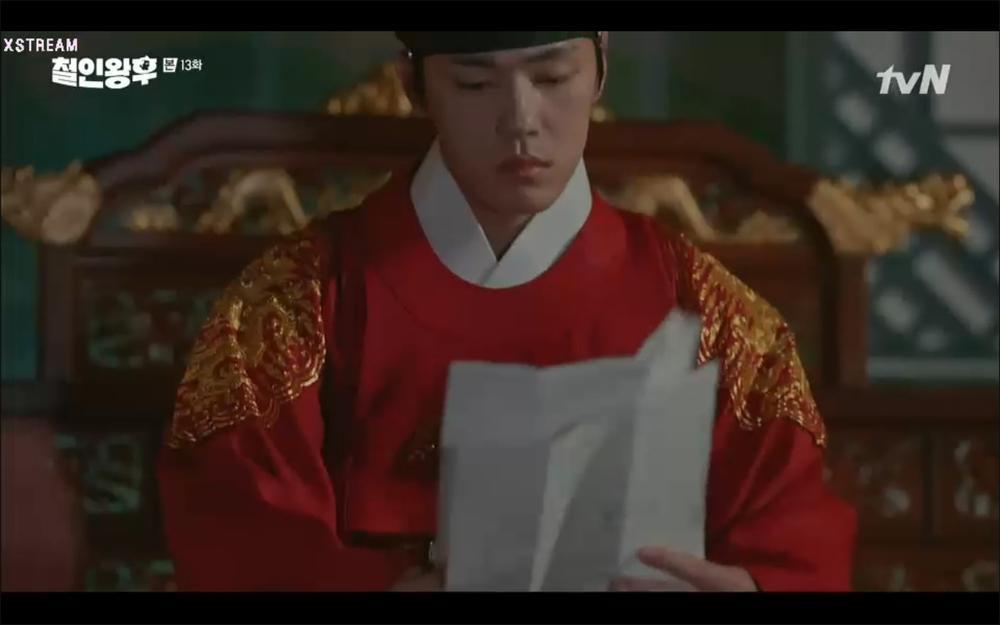 'Mr. Queen' tập 13: Shin Hye Sun cạn tình, quyết phản bội Kim Hyun Jung để bắt tay cùng kẻ thù? Ảnh 50